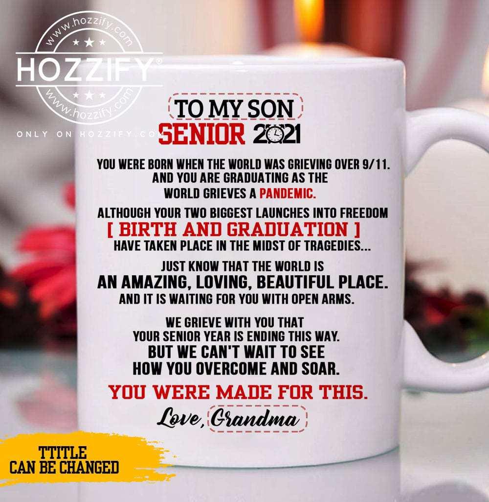 Funny 80th Birthday Mug  Gift Quarantined 2021 for Husband Wife Mom Dad Grandma